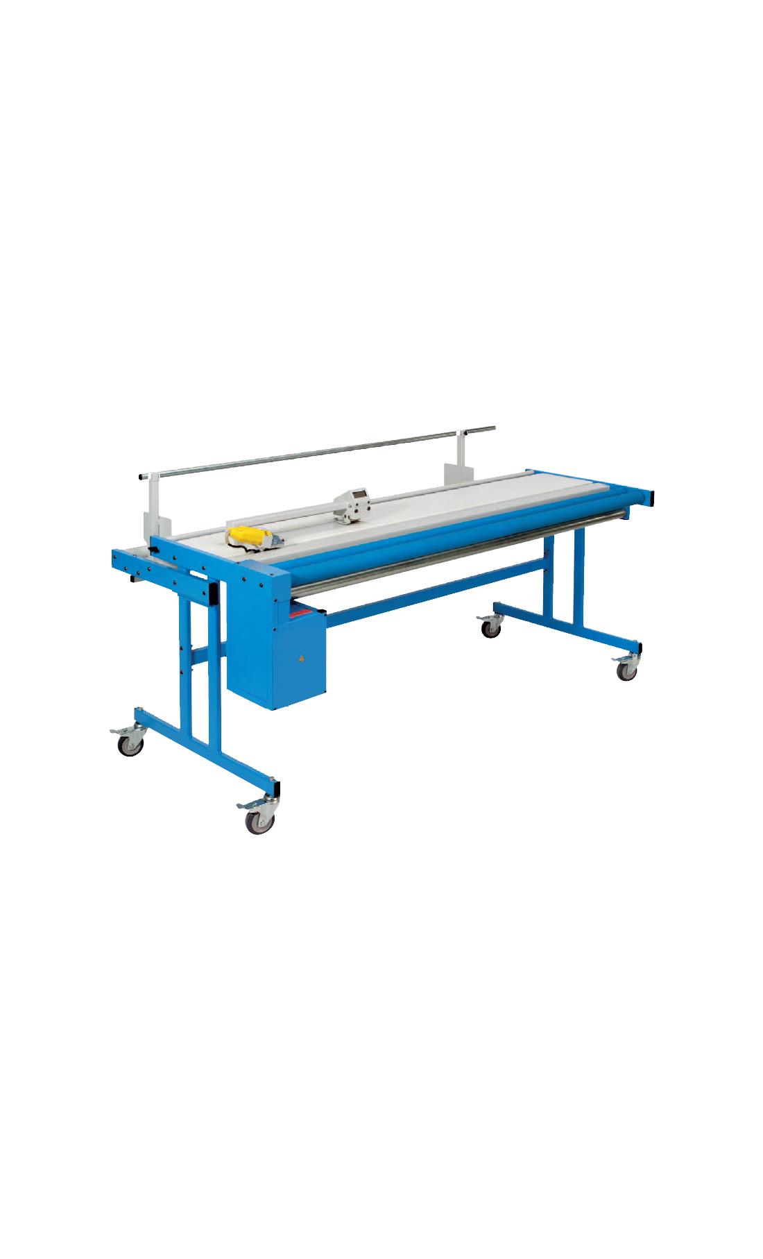 PM-II Cloth Rolling Machine