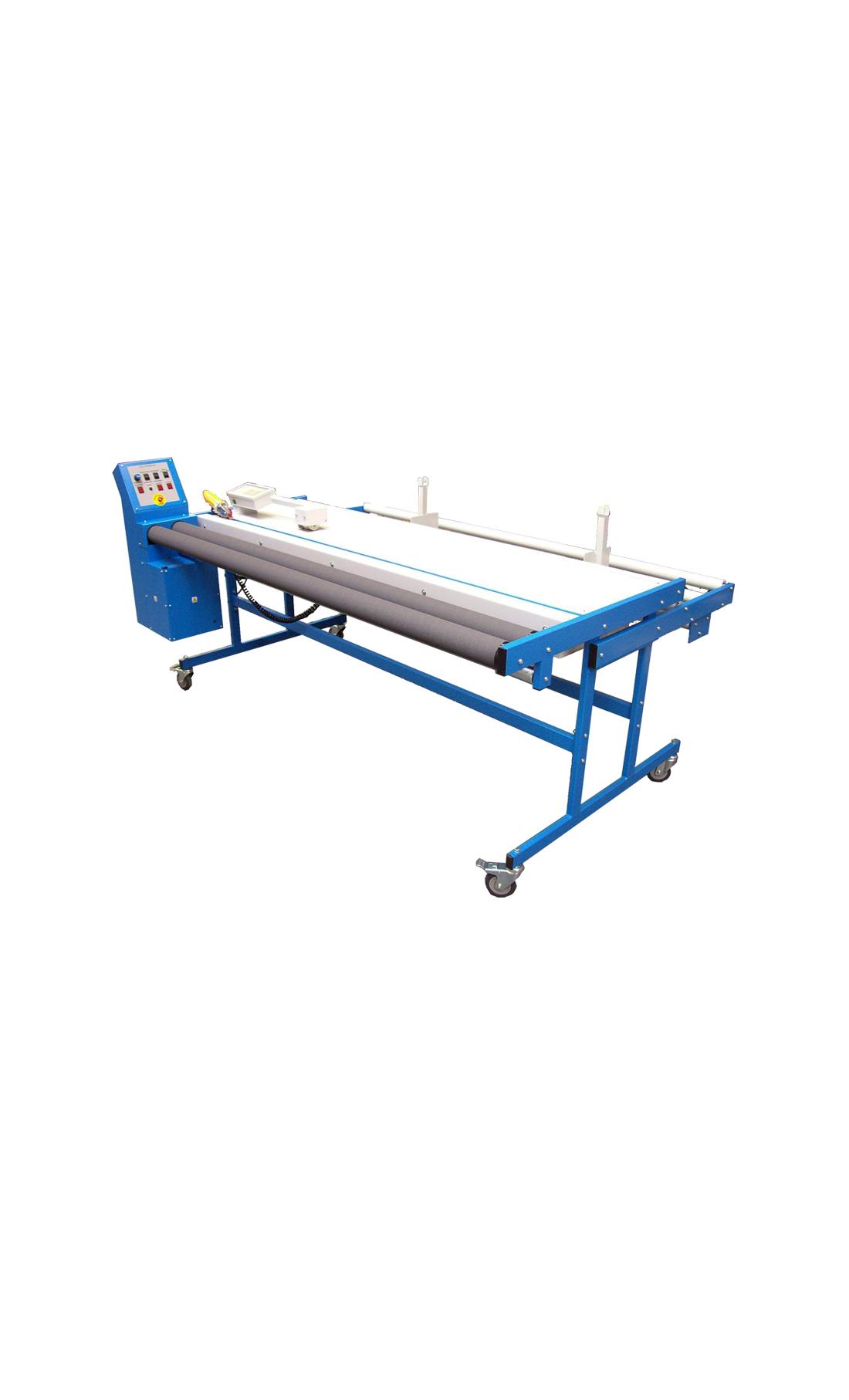 PM-III Cloth Rolling Machine