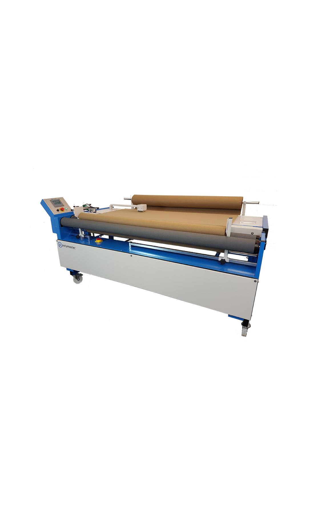 PM-IV Cloth Rolling Machine